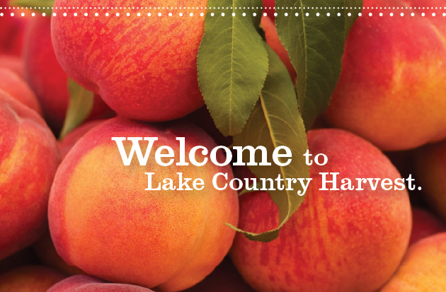 Welcome to Lake Country Harvest.